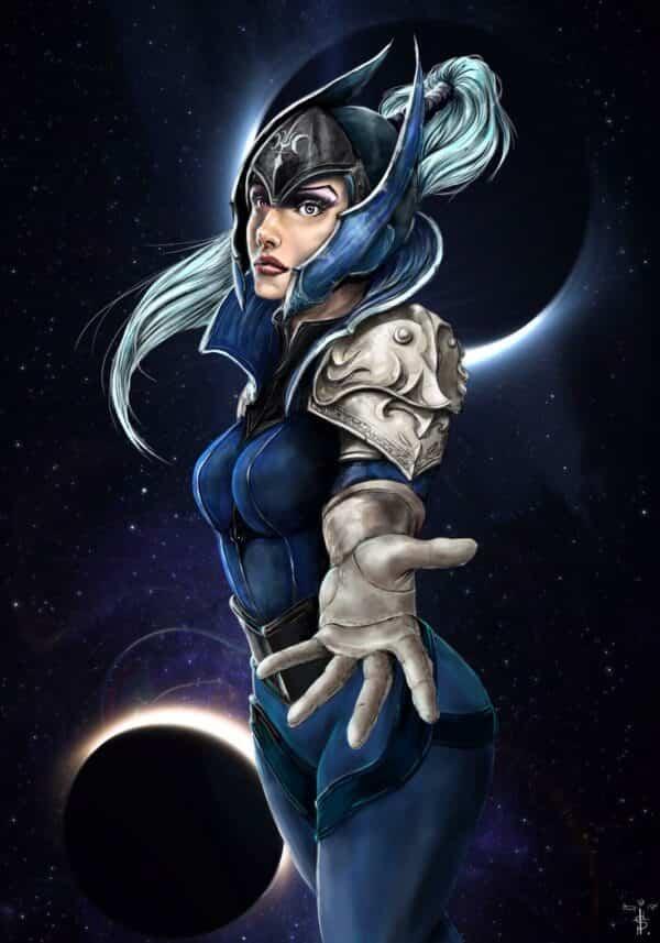 Луна Арт 18